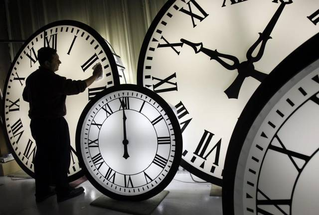 Daylight Savings time Begins March 14