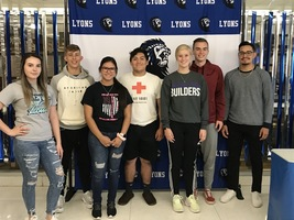 LHS 2019 Fall Homecoming Candidates
