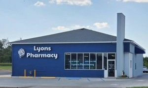 Thank You Lyons Pharmacy.