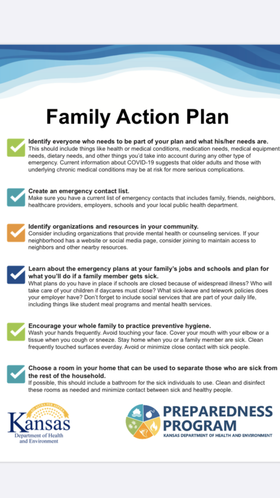 Family Action Plan