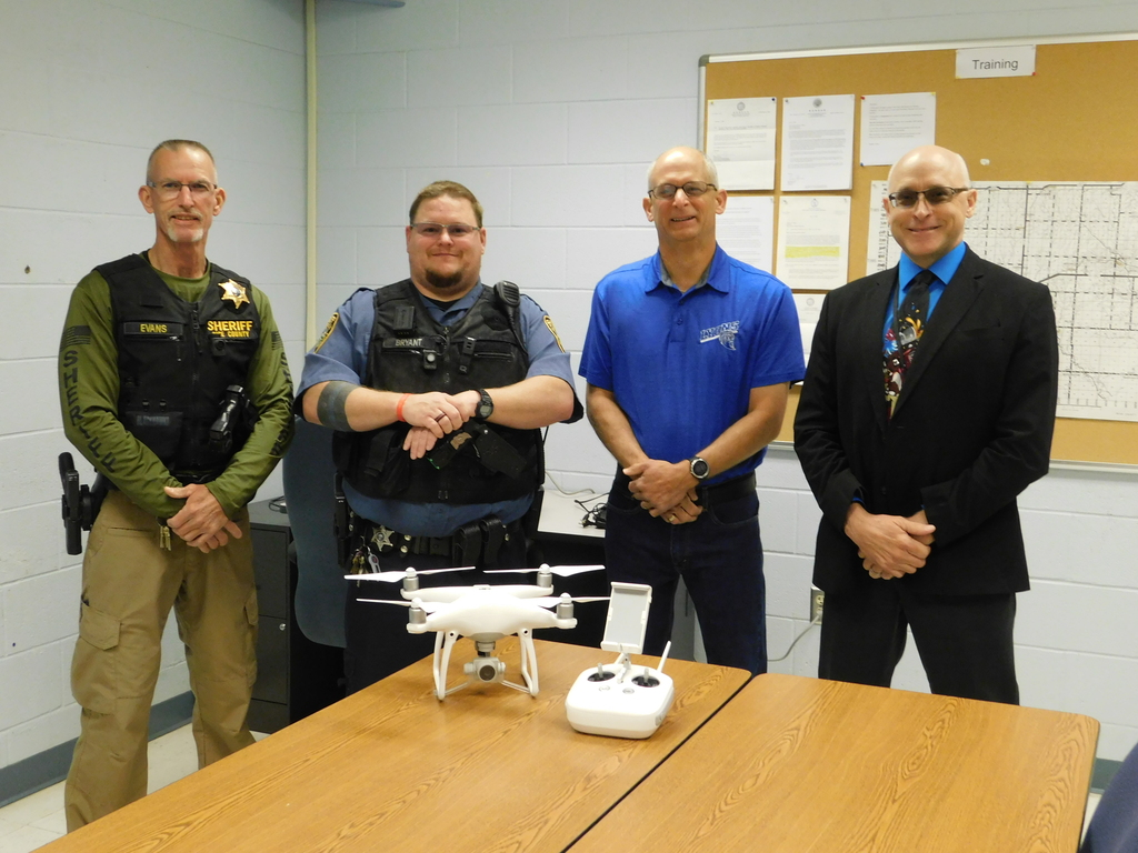 Drone donation to SO